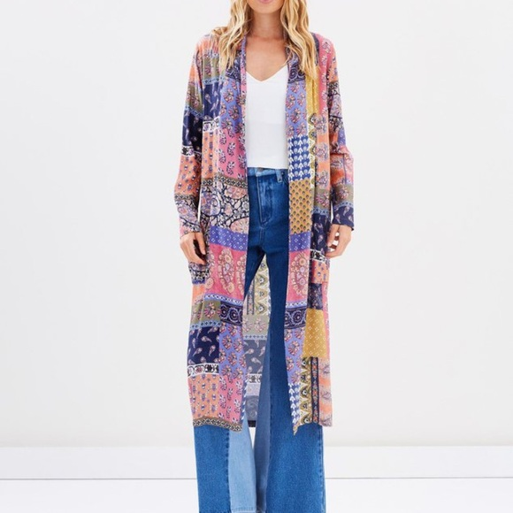 Tigerlily Tegano kimono